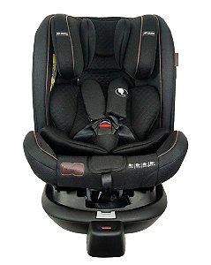 Cadeira de Carro Only One Gravel (Black) - ABC Design