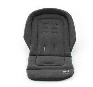 Almofada Para Carrinho SafeComfort Grey Denim - Safety 1st