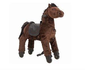 Montaria Cavalo Marrom - P