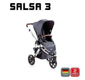 Carrinho de Bebê Salsa 3 Asphalt