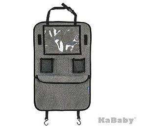 Organizador para Carro com Suporte para Tablet - Kababy
