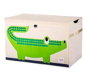 Organizador Retangular Crocodilo - 3 Sprout
