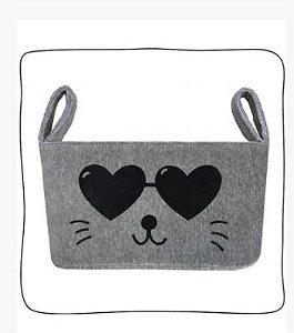 Organizador de Carrinho Miss Cat
