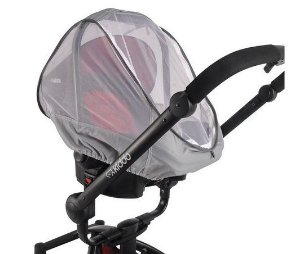 Capa Mosquiteiro Zip para Bebe Conforto - Kiddo