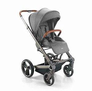Carrinho de Bebê Rover Litet Cinza