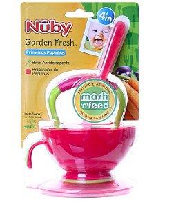 Preparador de Papinhas Rosa - Nuby