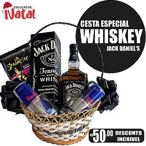 Cesta Especial Whiskey