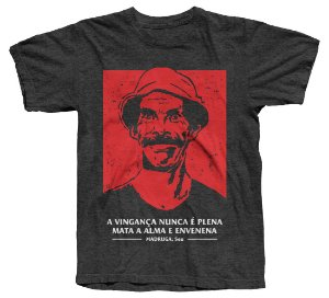 """Camiseta SEU MADRUGA - """"a vingança"""""""