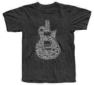 Nina Pará - Les Paul - Camiseta