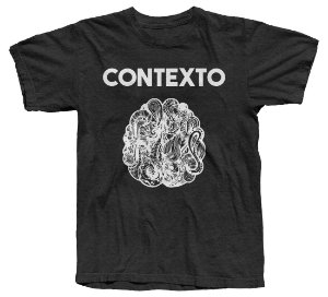 Contexto - Camiseta - Cérebro