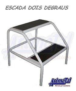 Banqueta Ferro Hospitalar (Art Metal)