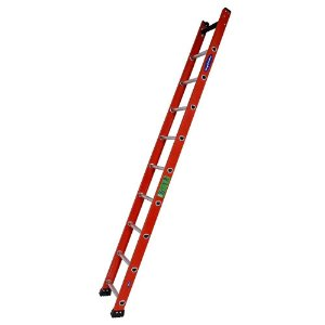 Escada Fibra Singela 18 Degraus 5,90 m (Cogumelo)
