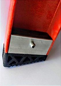 Sapata Comercial Alumínio e Pintor Fibra (Alulev