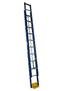 Escada Fibra Extensível Azul 3,80 X 6,50 (W.Bertolo)