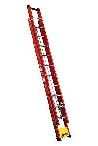 Escada Fibra Extensível 4,50 X 7,80 (W.Bertolo)