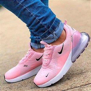 Tênis Nike Feminino Air Max 270 Esportivo Lançamento