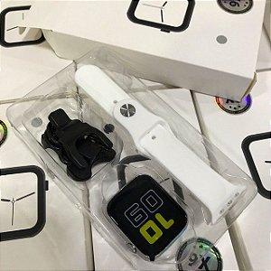 Smartwatch Iwo X6 Inteligente Faz E Recebe Chamadas