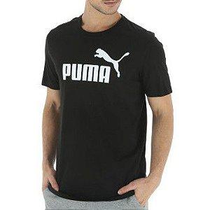 Camiseta Puma Logo Masculina
