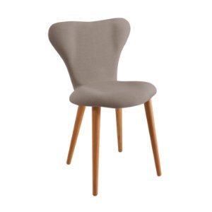 Cadeira Jacobsen Cinza