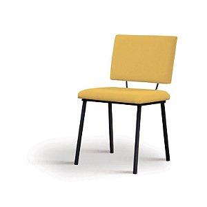 Cadeira Antonella Amarelo