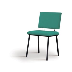 Cadeira Antonella Azul Esverdeado