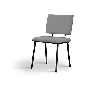 Cadeira Antonella Cinza