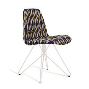 Cadeira Eames Butterfly Color Preto