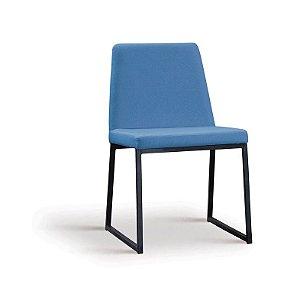 Cadeira Yanka Azul Jeans