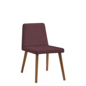 Cadeira Yasmin Marsala