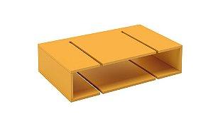Nicho de Encaixe Amarelo - 728x174x446
