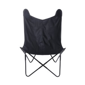 Cadeira Cadeira Butterfly PU Preta