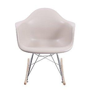 Cadeira DKR Com Braço Base Balanço Fendi