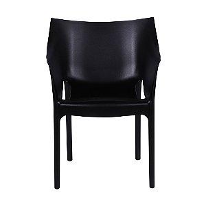 Cadeira Fan Preta