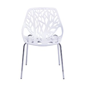 Cadeira Folha Branca