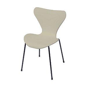 Cadeira Jacobsen PP Fendi