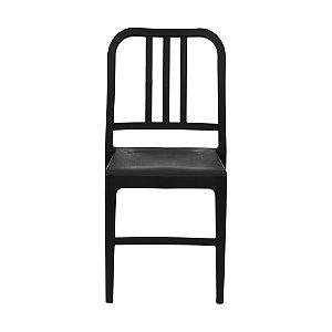 Cadeira Navy Preta