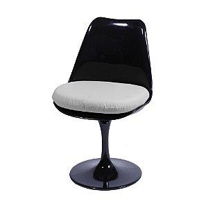 Cadeira Saarinen Preta AB