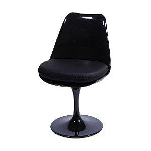 Cadeira Saarinen Preta AP
