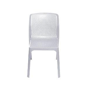 Cadeira Vega Sem Braço Branca