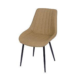 Cadeira Volga Caramelo