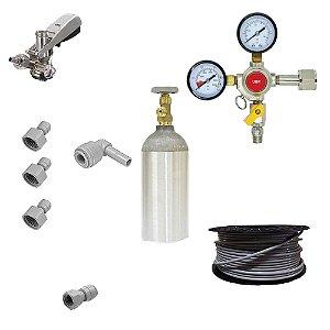 Kit Completo para Chopeira Elétrica - 1 Via - (CO21,13kg)