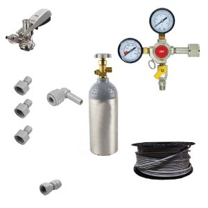 Kit Completo para Chopeira Elétrica - 1 Via - (CO21.13kg)