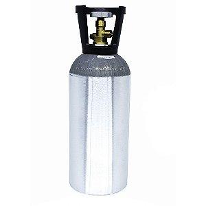 Cilindro de CO2 em Alumínio 4,5 kg (com alça) – Sem Carga