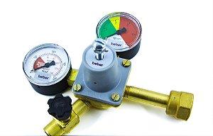 Regulador de Pressão para CO2 (1 saída) - UMF