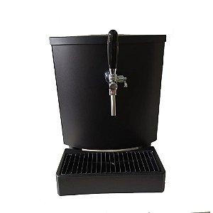 Chopeira eletrica Prática 30L/H 01T 220v (Preta) - Ice Box