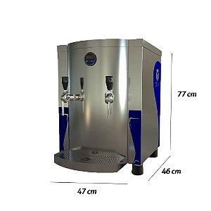 Chopeira Master Compact 100L/H 02T 220v (Inox)- Ice Box