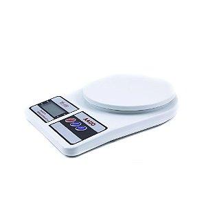 Balanca De Cozinha Digital Sf-400 10Kg (Branca)