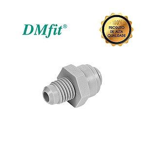 Conector Rosca Macho MFL 1/4 X 3/8 Tubo - DMFIT