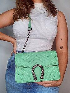 Bolsa Luíza - verde mint