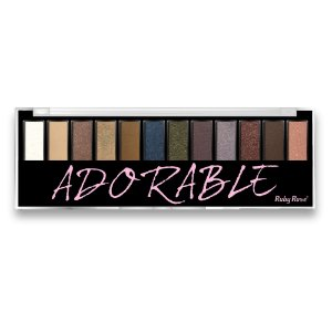 Paleta De Sombras Adorable - Ruby Rose